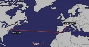 New 'Brexit-1' transatlantic cable connects US to EU avoiding UK