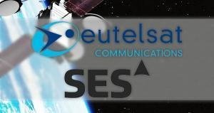 Leading satellite firms Eutelsat and SES ready for imminent launches