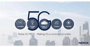 Nokia aims to accelerate 5G FIRST as industry interest grows