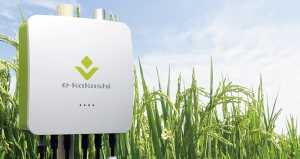 Ericsson and SoftBank affiliate venture into agricultural IoT