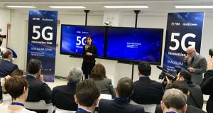 Telcos team up on first 5G NR video call in Europe