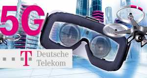 Deutsche Telekom and Huawei go live with 5G connection