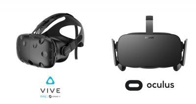 Comparison: Oculus Rift vs. HTC Vive