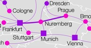 Telia Carrier boosts network quality in Europe with new Frankfurt-Warsaw DWDM route