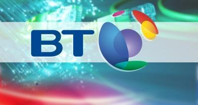 BT Broadband Settle