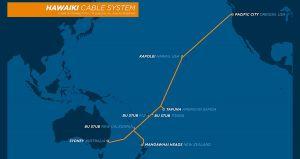 Hawaiki Transpacific cable system ready for service by June 2018