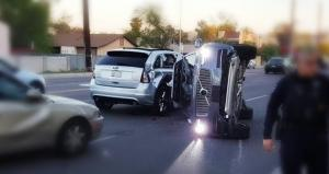 Uber suspends self-driving car fleet in US following crash in Arizona