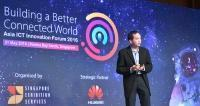 Huawei outlined its roadmap to accelerate ICT transformation at the Asia ICT Innovation Forum