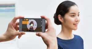 Sony unveils Xperia smartphone with 3D-scanning capability