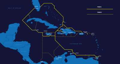 New subsea cable system to connect the Caribbean and the US