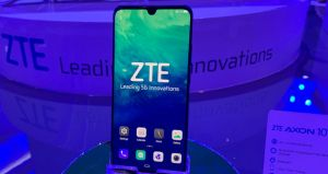 ZTE's 5G smartphone receives compliance certificate