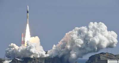 Japan launches third geo-positioning satellite