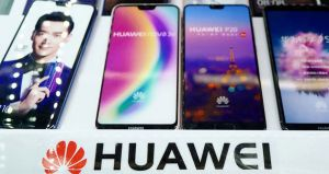 Huawei crowned top smartphone seller