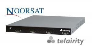 Bahrain's NOORSAT adopts Telairity encoders for growing HD programming demand