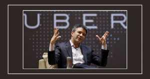 Shock as Uber CEO resigns following pressure from investors
