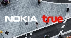 Nokia upgrades True's fixed and mobile networks