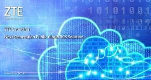 ZTE launches next-generation Public Cloud RCS solution