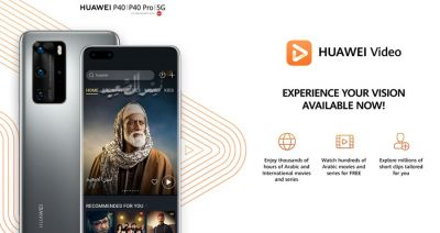 HUAWEI Video launches new streaming service in UAE