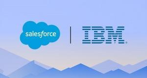 IBM and Salesforce announce landmark global strategic partnership
