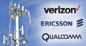 Verizon, Ericsson and Qualcomm achieve record real-world environment wireless speed