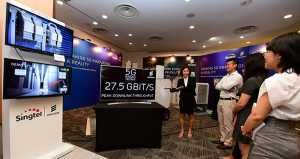 Singtel and Ericsson to launch Singapore's first 5G Center of Excellence