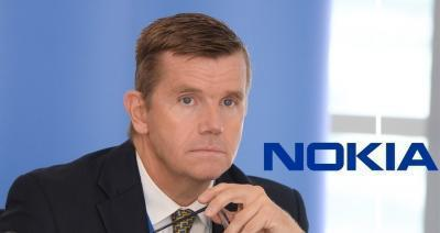 Nokia's Noel Kirkaldy discusses the future of Nokia as the #1 vendor of 4G public safety technology