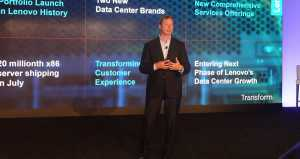 Lenovo launches largest data center portfolio in its history