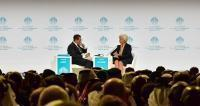 WGS 2017 - IMF chief praises UAE for leading other Gulf countries towards the introduction of tax