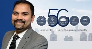 Nokia's first end-to-end 5G solution based on pre-standards: 5G FIRST