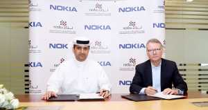 Nedaa and Nokia set Dubai as base of pioneering Innovation & Creativity Lab