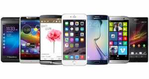 Global smartphone shipments increased 6% in Q2