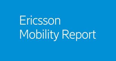 """20% of global mobile data traffic will be on 5G networks by 2023"" – Ericsson Mobility Report"