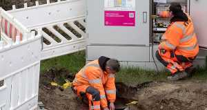 Deutsche Telekom defends record on expanding broadband services