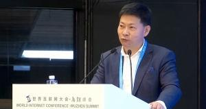 Richard Yu, CEO of Huawei Consumer Business Group