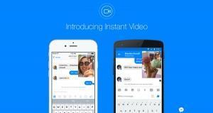 Fears for Snapchat as Messenger introduces new 'instant video' feature