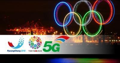 Asia's powerhouses aim for 5G at upcoming Winter and Summer Olympics