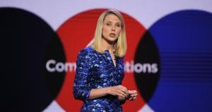 Yahoo CEO Marissa Mayer. ROBYN BECK / AFP