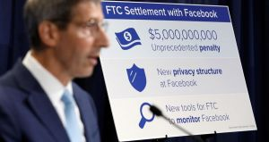 Facebook faces historic $5bn fine over privacy violations