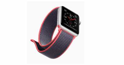 Apple's latest smartwatch is LTE-enabled
