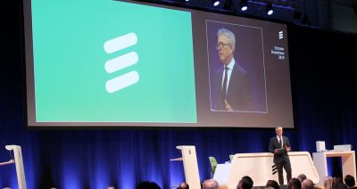 Börje Ekholm reaffirms commitment to Ericsson's focus strategy as financial results announced