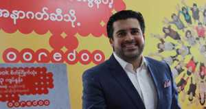 Ooredoo Myanmar CEO quits following disappointing Q1