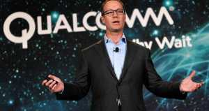 Qualcomm President Derek Aberle to step down