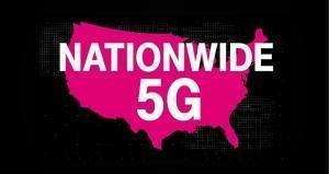 T-Mobile US announces plans for truly nationwide mobile 5G