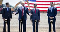 Foxconn reassessing Wisconsin investment due to trade war between US and China
