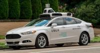 Uber deploys autonomous cars for select passengers in Pittsburgh, Pennsylvania