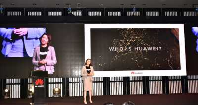 Huawei aims to become 'global iconic tech brand'