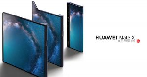 Huawei launches the world's fastest 5G foldable phone