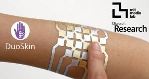 Incredible 'smart tattoo' can remotely control your smartphone