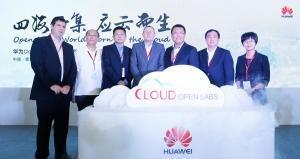 Huawei launched its Cloud Open Labs in the presence of 19 global operators