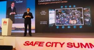 Huawei releases C-C4ISR Collaborative Public Safety Solutions at Global Safe City Summit 2017 in Dubai